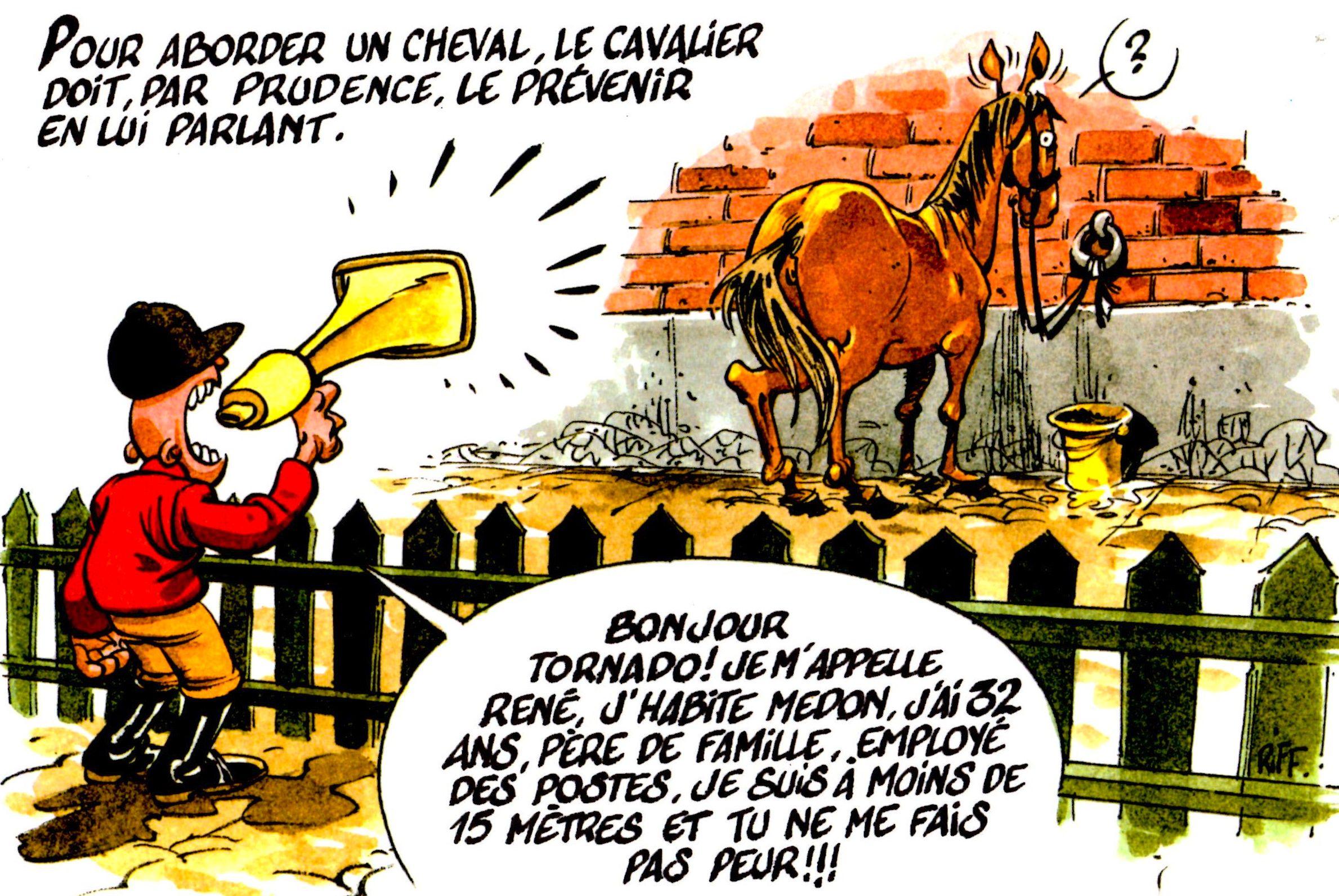 « Le cheval illustré de A à Z