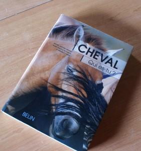 """Couverture du livre """"CHEVAL Qui es-tu ?"""""""