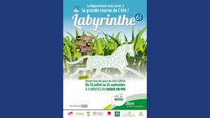 Affiche du labyrinthe 61