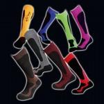 chaussettes colorées Gaston Mercier