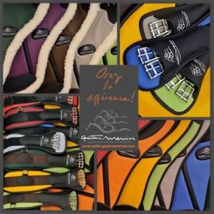 Accessoires de sellerie Gaston Mercier