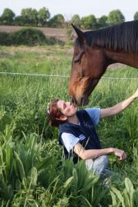 complicité avec le cheval
