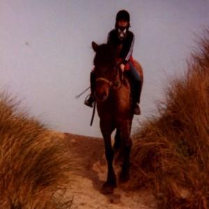Les randonnées équestres dans les dunes bretonnes