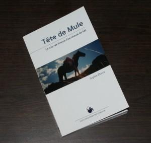 livre 'tête de mule' de Sophie Ducca