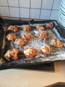 Cookies Pomme Avoine