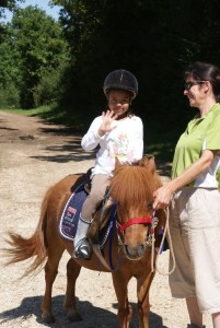 Ernest : le poney qui donne le sourire à tout le monde !!